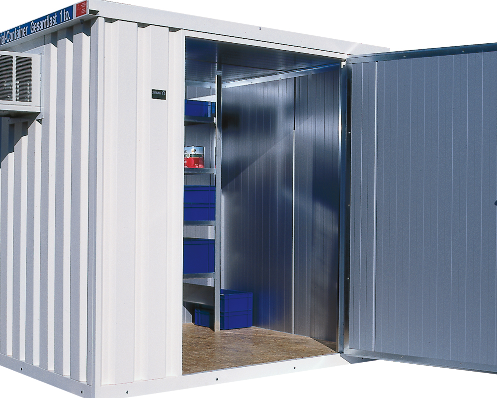 INSULATED HAZARDOUS MATERIAL STORAGE CONTAINERS TOLKM