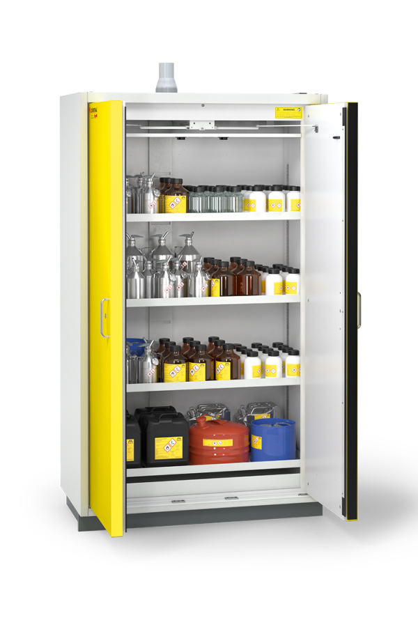 DUPERTHAL FLAMMABLE CHEMICAL SAFETY CABINETS TYPE 90 | TOLKİM ...